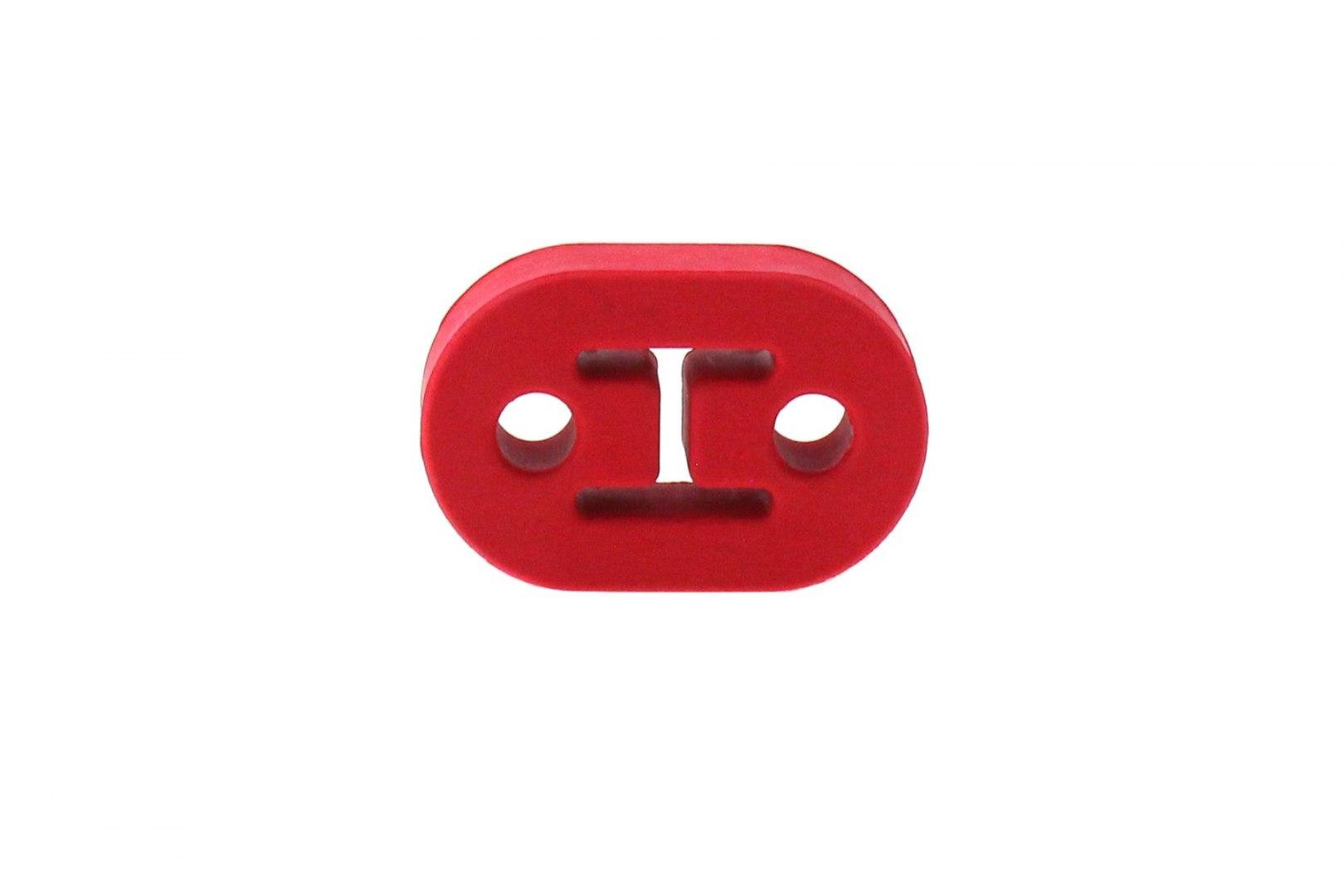 Wieszak Tłumika Typ-1 TurboWorks Czerwony - GRUBYGARAGE - Sklep Tuningowy